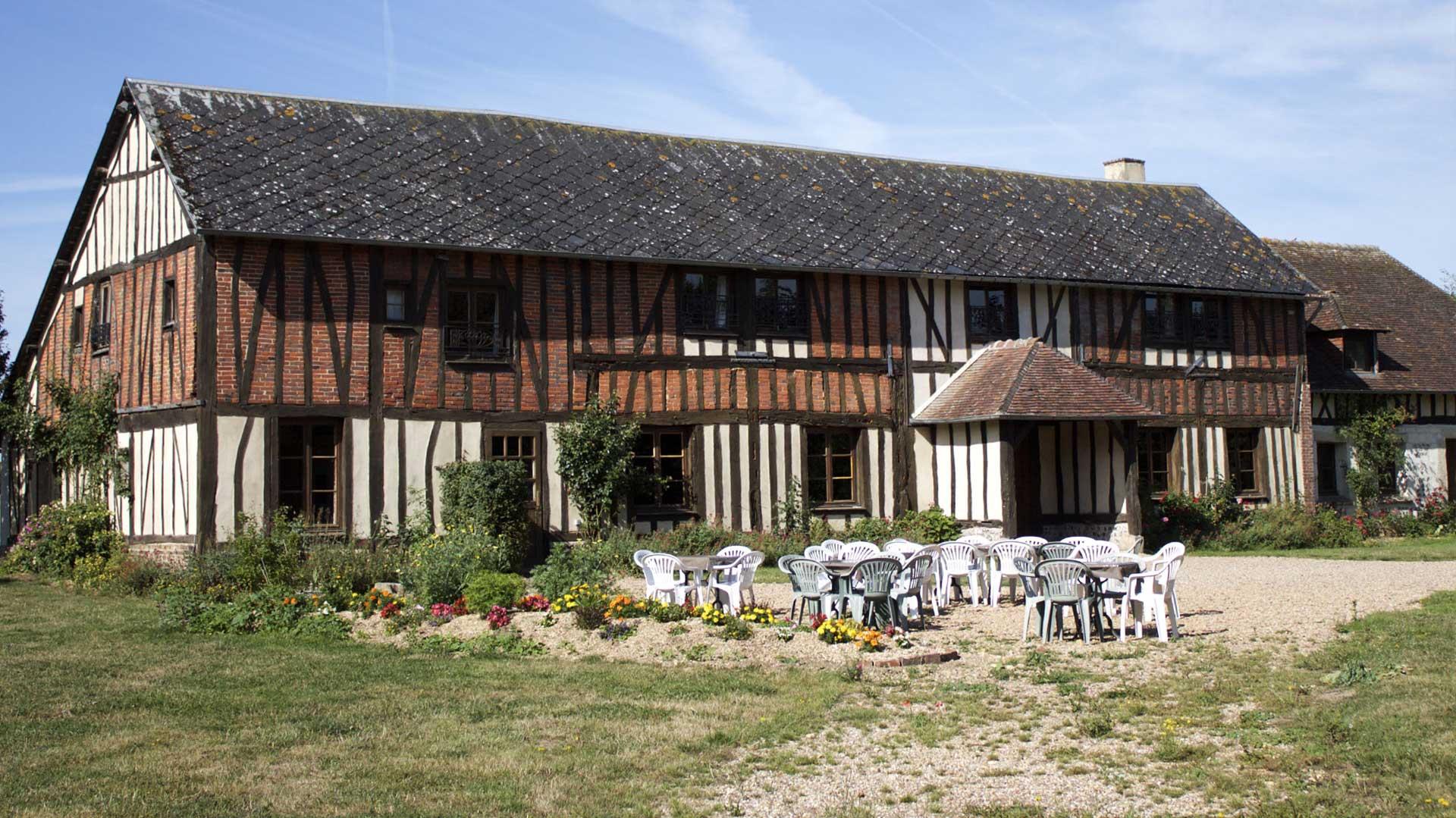 Gîte de groupe & Réception en Normandie